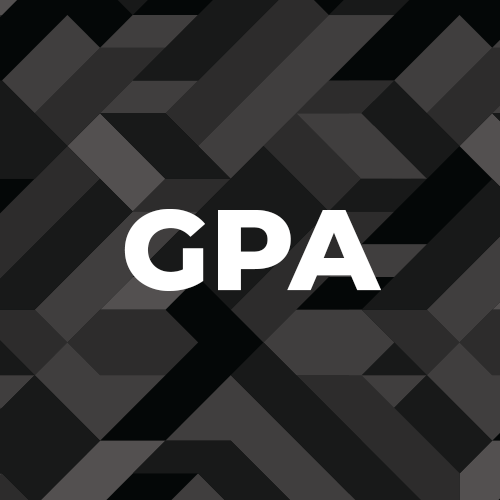 GPA over a black background.